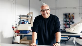 Anders Englund, one of two founders of the Swedish design company Offecct, now takes on new challenges.