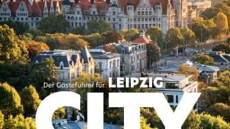 City Guide Leipzig - Print-Ausgabe 2021/22_Cover