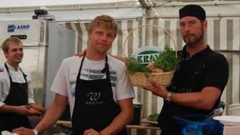 Wasa Allé blir KRAV-certifierad restaurang