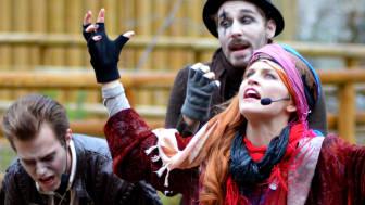 Pressinbjudan - Träff med häxor, spöken och vampyrer på Kolmården