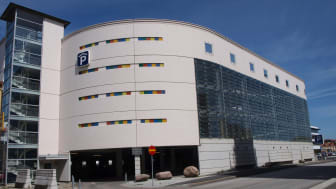 Hållbarhetsprogram för parkeringshus på plats!