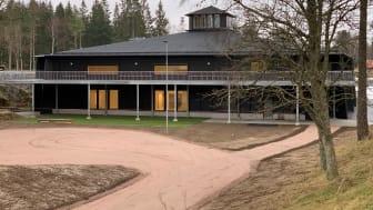 De första verksamheterna flyttar in i det nya Billingecentret nu i helgen. Foto: Lotta Stigsdotter/Next Skövde