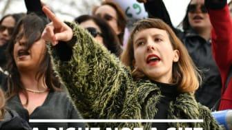 """Rapporten """"A right not A gift"""" visar att resolution 1325 inte räcker som verktyg för kvinnors fredsbyggande."""