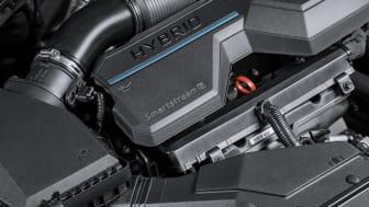 Hyundai avslöjar drivlinor och detaljer om nya Santa Fe