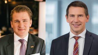 Martin Almblad och Lars Pettersson