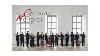 Camerata Nordica har en spännande säsong 2018/2019 framför sig. Foto Jonas Lindström studio.