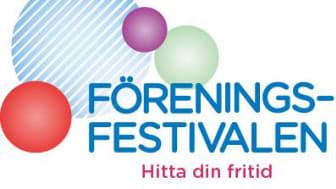 """Föreningsfestivalen """"Hitta Din Fritid"""" 20-23 september"""