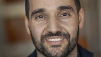 Vinnare i kategorin Årets Berättare: Karwan Faraj