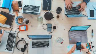 Pandemin har accelererat trenden om den flexibila arbetsplatsen