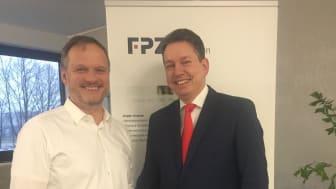 Dr. Frank Schifferdecker-Hoch und Dr. Ralf W. Schadowski
