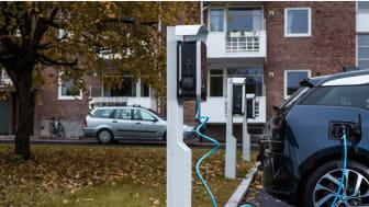 Statistikk viser at gjennomsnittsprisen norske borettslag tar for lading i år er 1,46 kr per kWt.