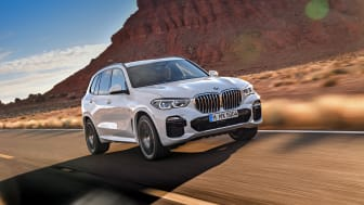 Den nye BMW X5