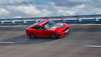 Ford Mustang Mach 1 börjar levereras till Europa – kommer till Sverige i höst