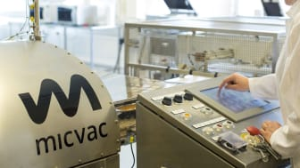 Micvac pilot plant