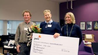 Plockhugget vann affärsidétävlingen Grow4bodal 2017. Torsdag den 22 november utses årets vinnare!