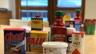 Undersökningen visade att sju av åtta förpackningar underkändes av brukarpanelen. Endast SIA-glassen klarade testet med minsta möjliga marginal.