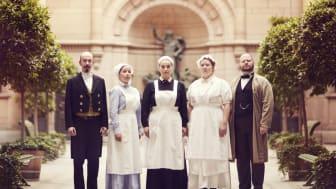 Bästa personalen på Hallwylska museet – nominering Stockholmarnas favoritmuseum 2014