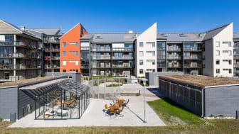 Bonum Brf Pepparmyntan, Örebro