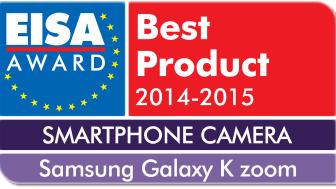 Samsung voitti useita EISA-palkintoja