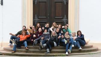 Gemeinsame Entscheidung für FPZ - Das Team des zukünftigen FPZ Rückenzentrums Ettlingen
