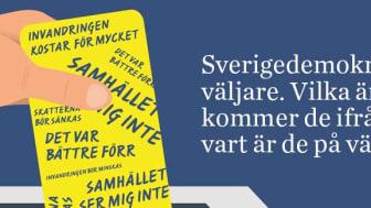 Ny rapport om vad som förenar Sverigedemokraternas väljare