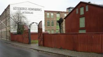 Göteborgs Remfabrik utsett till Årets industriminne