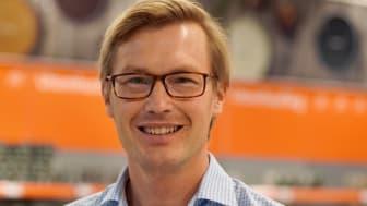 Daniel Ahlqvist, COO, K-Rauta