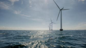 The offshore substation and the export cables is included in the scope of the Danish offshore wind farm tender