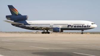 3. McDonnell Douglas vom Typ DC-10-10