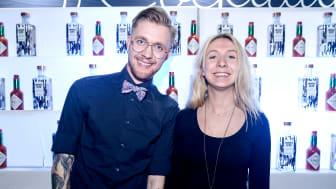 Cocktailkamp, Sveriges bästa barteam har korats på Café Opera.