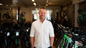 Hasses Cykel i Motala - Cykelhandlaren med en förkärlek för landsväg