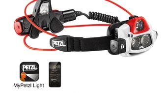 Petzl Nao+ för optimalt ljus i alla situationer