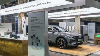 Audi på GREENTECH FESTIVAL 2021
