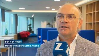 Belgische automobielindustrie gaat ruim 5% vooruit