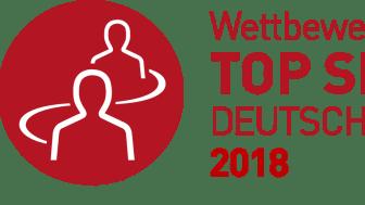 """""""TOP SERVICE Deutschland 2018"""" Wettbewerb"""