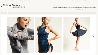 Svenska modemärket Stylein öppnar videobutik på nätet