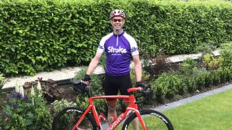 Walkington stroke survivor to take on 200 mile bike ride to mark 20th anniversary of stroke