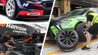 Hankook utökar sitt engagemang inom motorsporten genom att bli exklusiv däckleverantör till europeiska TCR-serier