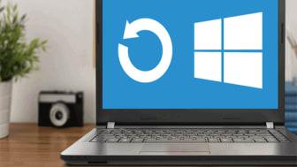 Windows 10 hängt beim zurücksetzen