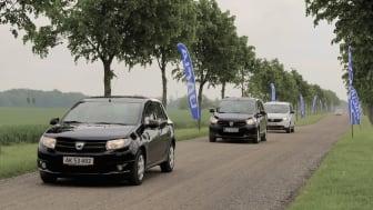 3000 mennesker er meldt til Dacia Picnic og mange på venteliste