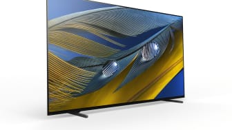 """65"""" BRAVIA XR A80J 4K HDR OLED TV"""