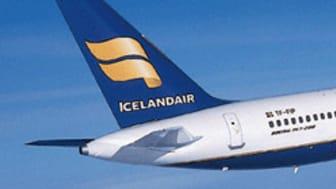 Icelandair och WestJet startar ett samarbete