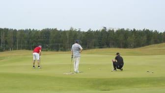 Elokuussa pelatussa Cramo Golfissa kilpailumuotoina olivat scratch ja henkilökohtainen pistebogey.
