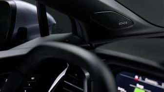 Sonos højtalere i Audis kompakte modeller
