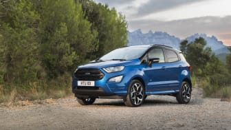 Az új Ford EcoSport