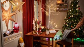 Suomalaiset sisustavat pelkän joulun sijaan koko talveksi – Clas Ohlson listaa tulevan kauden trendit
