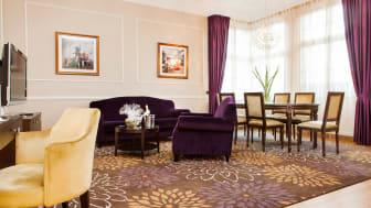 Elite Hotel Savoy hotellrum