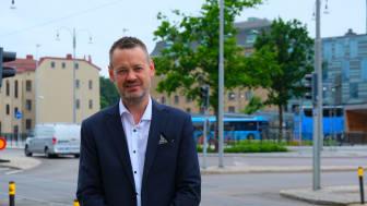 Robert Nyberg blir ny vd för Vy Buss