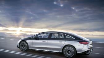 Her er den nye Mercedes EQS