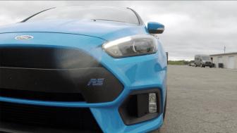 Ford Focus RS – unikt indblik i udviklingen af en ny skelsættende superhatchback